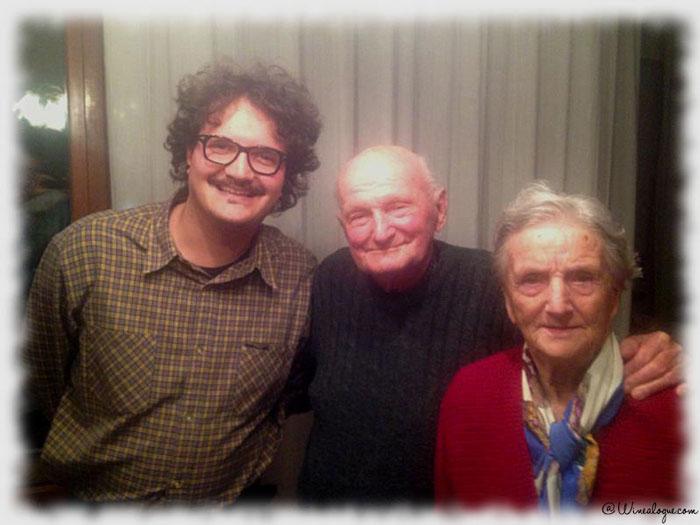 Enrico e Baricci Family