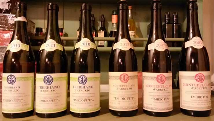 Cum grano piperis: i vini di Emidio Pepe